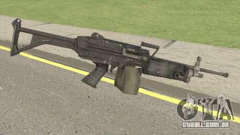 Rekoil FN-Minimi para GTA San Andreas