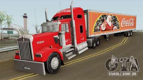 Trailer Coca Cola para GTA San Andreas