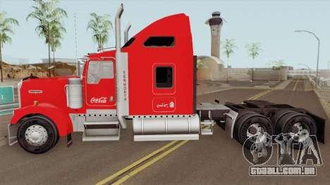 Kenworth W900 Coca Cola para GTA San Andreas