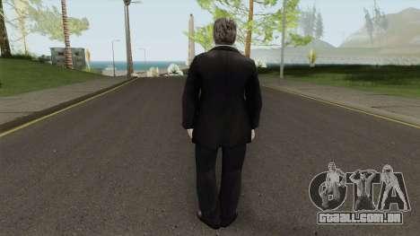 Mafia Skin from GTA IV v1 para GTA San Andreas