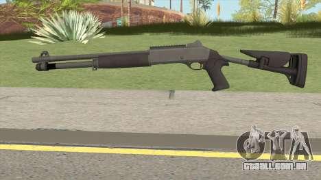 M1014 HQ para GTA San Andreas