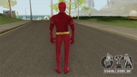 The Flash Season 5 Skin para GTA San Andreas