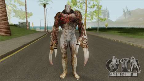 Tyrant-103 (Resident Evil) para GTA San Andreas