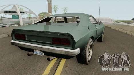 Declasse Sabre 1972 para GTA San Andreas