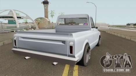 Chevrolet C10 V8 para GTA San Andreas