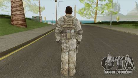 Officer (Spec Ops: The Line) para GTA San Andreas