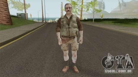 Samuel J. Stuhlinger para GTA San Andreas
