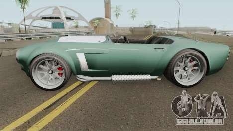 Declasse Mamba (r2) GTA V IVF para GTA San Andreas