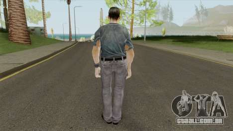 James Ramsey from Dead Rising para GTA San Andreas