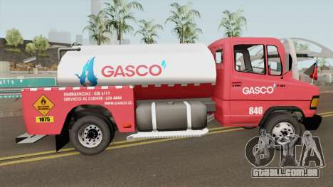 Mercedes-Benz 710 Gasco para GTA San Andreas