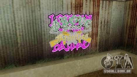 New Tags para GTA San Andreas