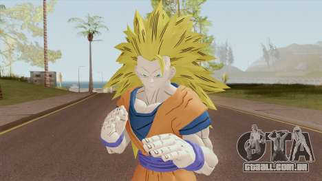 Goku SSJ3 para GTA San Andreas