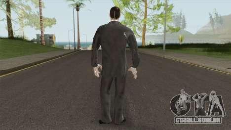 Lost Via Domus Jack para GTA San Andreas