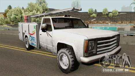 Utility CPFL Energia TCGTABR para GTA San Andreas