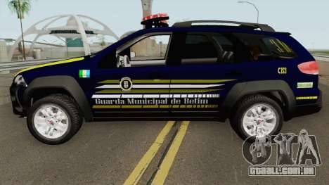 Fiat Palio Weekend Locker 2013 GM de BETIM para GTA San Andreas