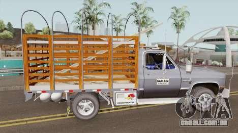 Chevrolet C30 (Custom Deluxe) para GTA San Andreas