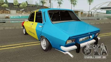 Dacia 1300 (Editia Centenara 2018) 1978 para GTA San Andreas