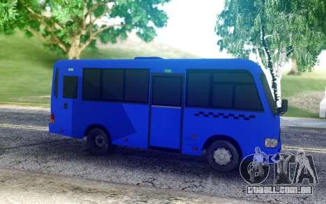 Hyundai County SWB para GTA San Andreas