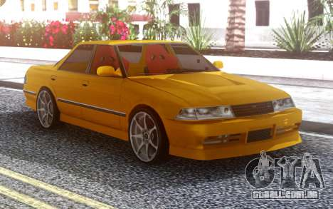 Toyota Mark II JZX81 Big Win para GTA San Andreas