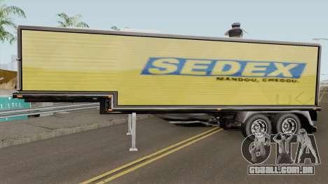 New Artict 1 para GTA San Andreas