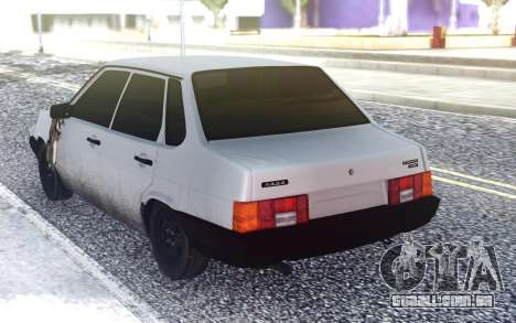 VAZ 21099 Quebrado para GTA San Andreas
