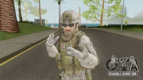 Medium (Spec Ops: The Line) para GTA San Andreas