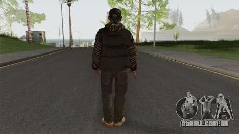 Little Jacob - Zebra Jacket (IV) para GTA San Andreas