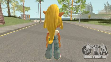 Coco Bandicoot - Crash N. Sane Trilogy para GTA San Andreas