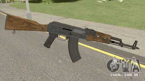 AKM HQ para GTA San Andreas
