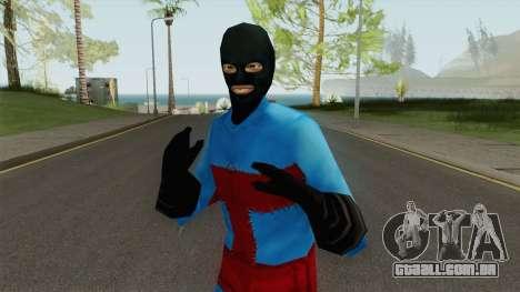 PS2 LCS Beta Toni Outfit 3 para GTA San Andreas