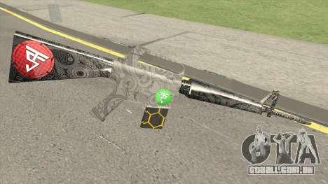 M4 (Special Troop) para GTA San Andreas