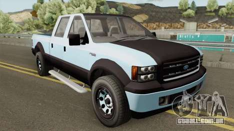 Ford F-250 Super Duty 2008 Nmax7 para GTA San Andreas