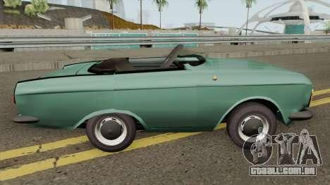 Toy AZLK para GTA San Andreas