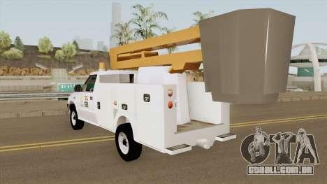 Chevrolet S10 Celesc para GTA San Andreas