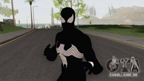 Spiderman Black 1994 (The Animated Seriers) para GTA San Andreas