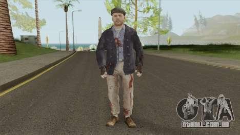 Albert Weasel Arlington para GTA San Andreas