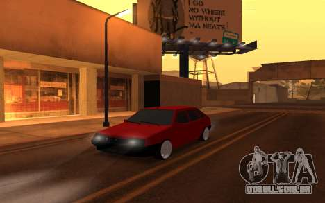 Dois mil cento e nove para GTA San Andreas