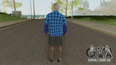 Skin GTA Online 3 para GTA San Andreas