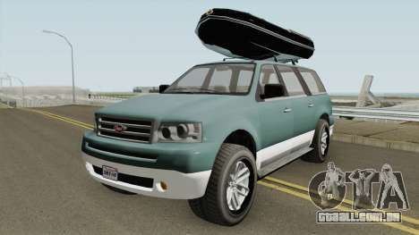 Vapid Prospector Normal V2 GTA V IVF para GTA San Andreas