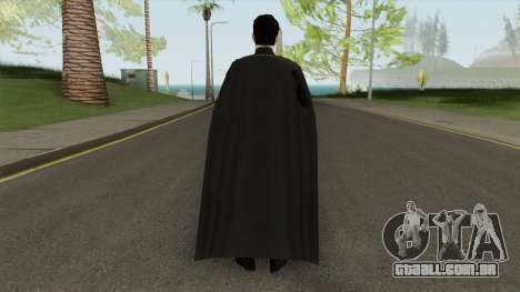 Black Superman From The Elseworlds Crossover para GTA San Andreas