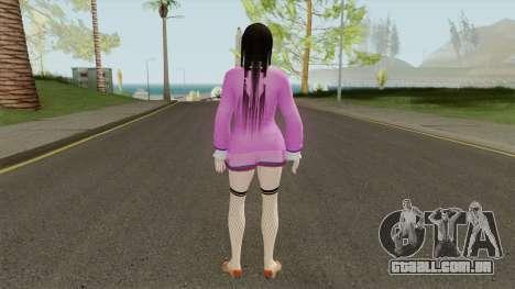 Kokoro Pantuless V2 para GTA San Andreas