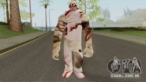 Mutant Player Skin para GTA San Andreas