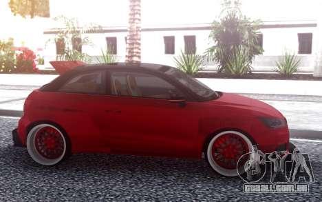 Audi S1 Sportback para GTA San Andreas