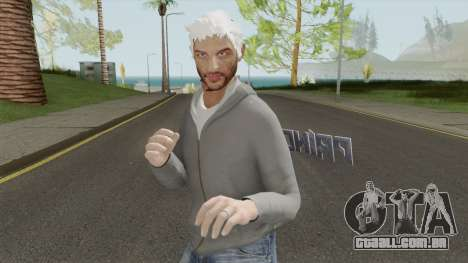 Tom Hardy As Eddie Brock para GTA San Andreas
