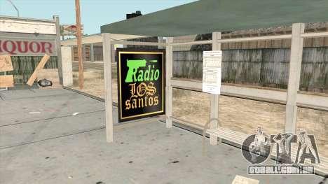 Gilmore Park in Willowfield para GTA San Andreas