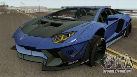 Lamborghini Aventador Liberty Walk para GTA San Andreas