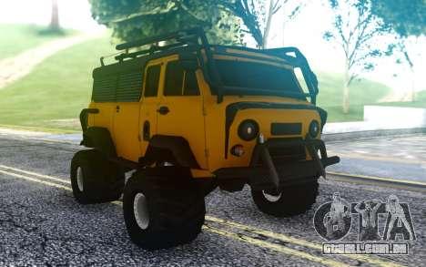 UAZ 2206 Julgamento para GTA San Andreas