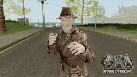 Robert Englund para GTA San Andreas