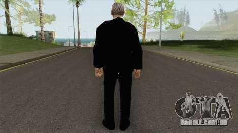 LCS Uncle Leone para GTA San Andreas