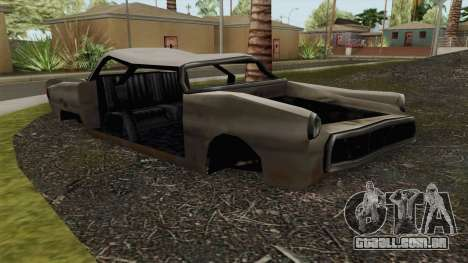 Car Wrecks para GTA San Andreas